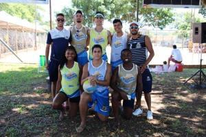 Ubiratanenses participam da etapa de Mundo Novo do Torneio Mais Verão Itaipu de Vôlei de Praia