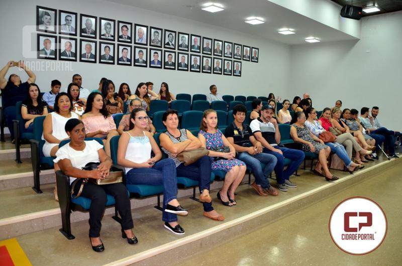 Formatura de Agentes Comunitários de Saúde de Ubiratã