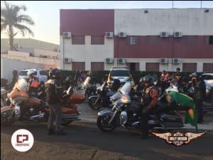 Batalhão da Polícia Rodoviária Estadual do Paraná escoltou 150 motociclistas de Harley Davidson de Londrina a Foz do Iguaçu
