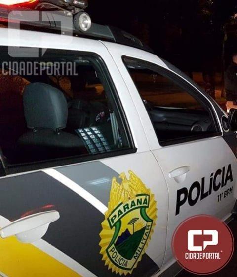Polícia Militar encaminha suspeito de receptação em Ubiratã