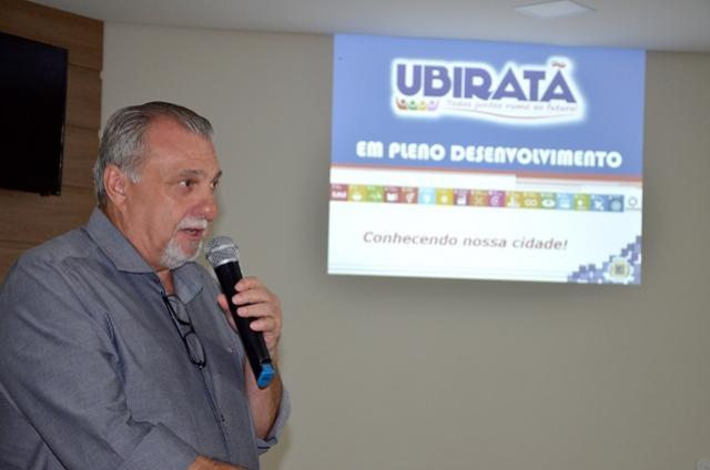 Durante encontro com lideranças de Ubiratã, Unimed Cascavel apresenta plano de expansão