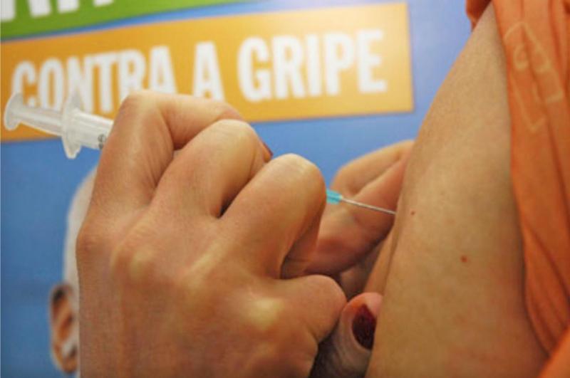 Campanha de Vacinação contra a Influenza (gripe) continua ate dia 31 de maio de 2019