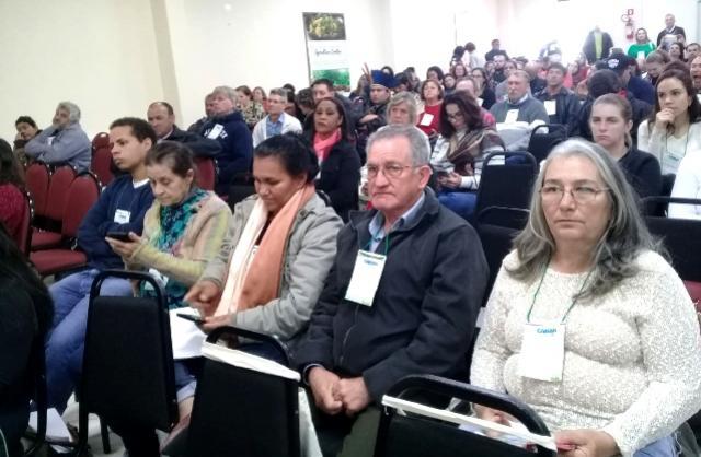 Ubiratã esteve representado na 5ª Conferência Estadual de Segurança Alimentar e Nutricional