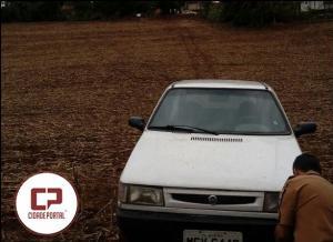 Policia Militar após acompanhamento tático recupera veículos e produtos furtados em Juranda na madrugada desta segunda-feira,09
