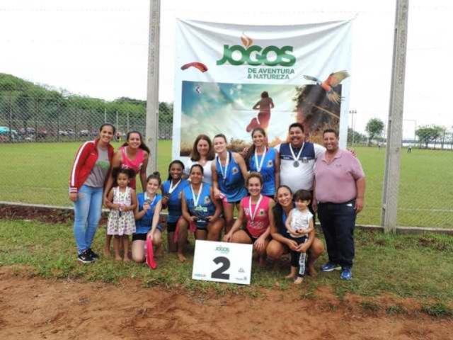 Equipe de Handebol de Areia de Ubiratã assume liderança do campeonato paranaense