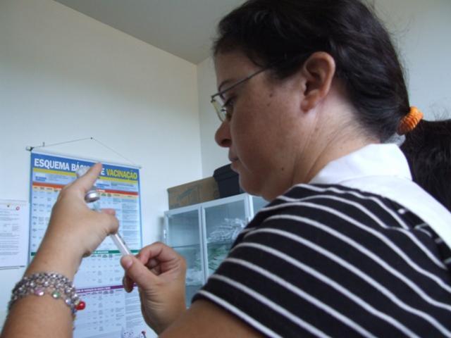 Campanha de vacinação contra a gripe teve início em Ubiratã