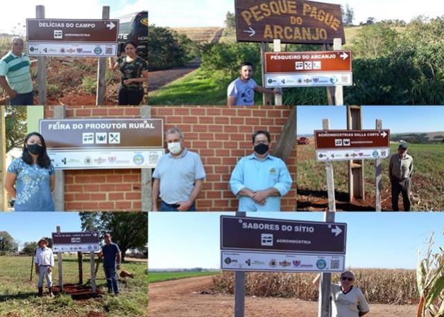 Projeto de Desenvolvimento do Turismo Rural em Ubiratã