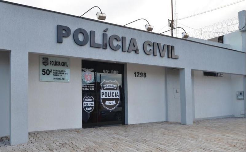 Polícia Civil prende indivíduo que arremessou drogas e celulares para dentro da cadeia pública de Ubiratã