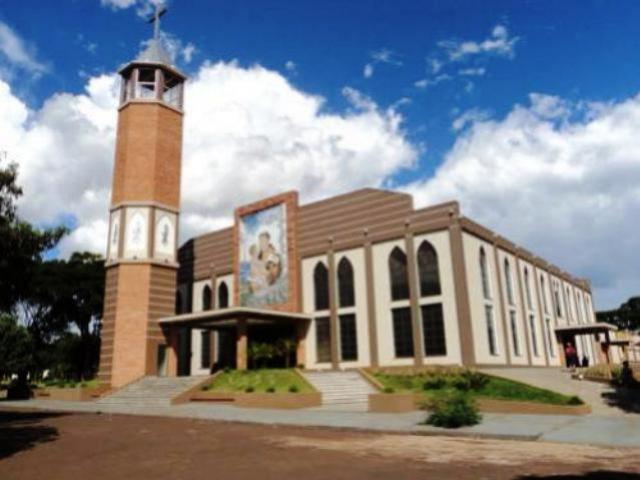 A Paróquia Santo Antônio divulga os Informativos Paroquiais