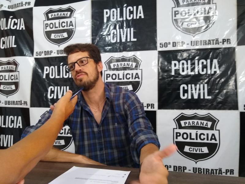 Polícia Civil elucida mais um homicídio em Ubiratã