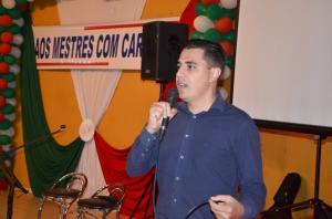 Professores da Rede Municipal de Ensino foram homenageados pela Secretaria da Educação em Ubiratã