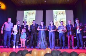 9º FEMUBI premia talentos musicais de Ubiratã