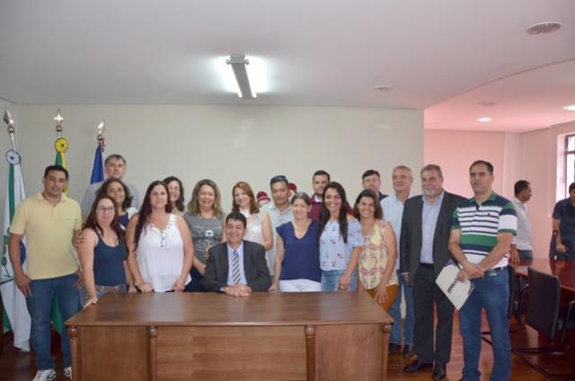 Nil Pereira assume como prefeito enquanto Baco cumpre agenda oficial na Suíça