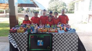 Escolas Municipais encerram projeto JEPP com feirinhas empreendedoras