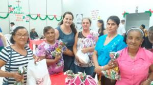 Comemoração do Natal na Rede Sócio Assistencial de Ubiratã