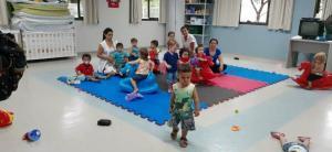 Escolas municipais e CMEIs de Ubiratã iniciaram ano letivo 2020 nesta segunda-feira, 10