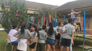 Escola Municipal Lucinéia Ricardo Braciforte realiza feira do JEPP em Ubiratã