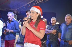 Chagada do Papai Noel, show com talentos locais e abertura do comércio