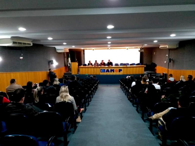Legalidade nas eleições foi tema de encontro com assessores de imprensa na Amop
