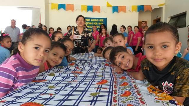Município de Ubiratã realiza o primeiro dia de atividades no Bairro Ativo - Semana Sempre Yolanda