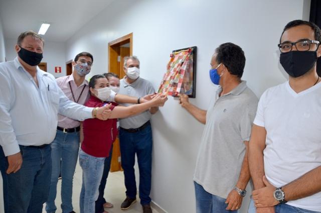 Bairro Esperança em Ubiratã recebe investimentos em Infraestrutura Pública
