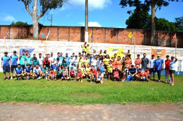 Competição de atletismo do JAMUs movimentou domingo esportivo em Ubiratã