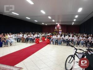 Proerd realizou formatura em Janiópolis na noite desta quarta-feira, 12