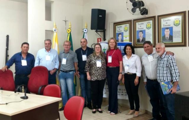 Representantes de Ubiratã participaram de Seminário com orientações sobre Censo 2020