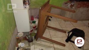 Idosa de 65 anos foi agredida pelo próprio filho em Nova Cantu na Vila Rural Araucária