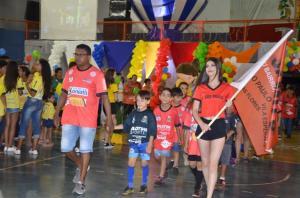 Realizada em Ubiratã a abertura do JAMUs 2019 - Meu Bairro, Minha História