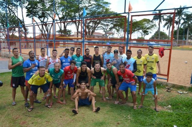 Futevôlei agitou a galera na maior competição esportiva de Ubiratã