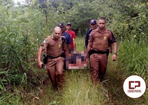 Pescador que caiu no Rio Carajás durante pescaria em Ubiratã foi encontrado sem vida