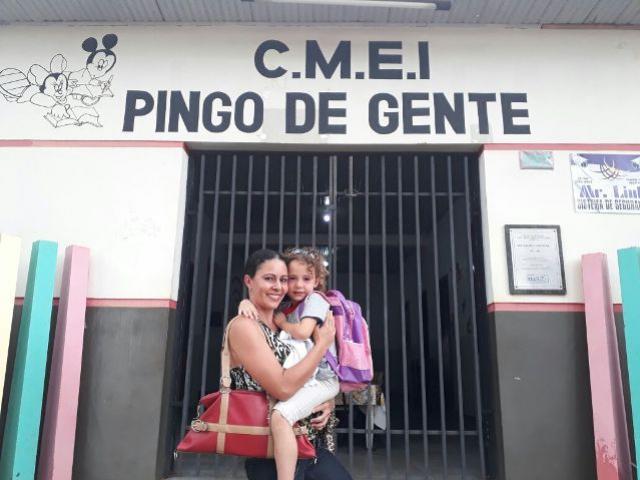 Escolas municipais e CMEIs de Ubiratã iniciam ano letivo 2018