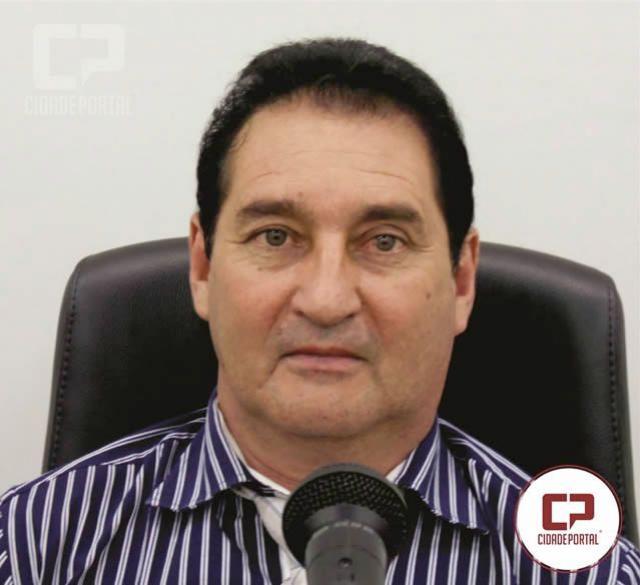 Morre o Presidente da Câmara de Ubiratã, João dos Santos Laurindo