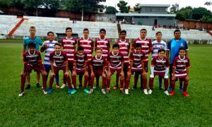 Garotada da categoria de base de Ubiratã disputou mais uma rodada do campeonato regional de futebol
