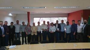 Prefeito de Ubiratã participa de curso do TCE-PR em Campo Mourão