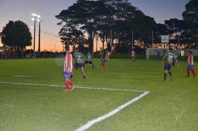 Final da Copa Integrada de Futebol Suíço acontece nesta sexta-feira, 15 em Ubiratã