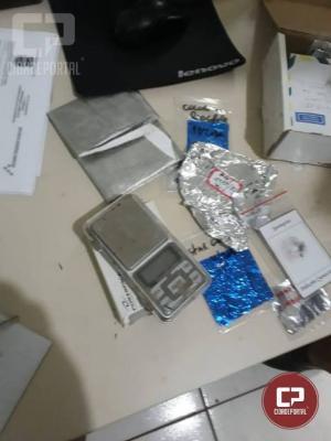 Operação conjunta apreende produtos contrabandeados em Campina da Lagoa