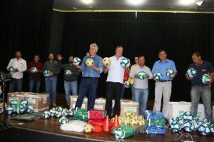 Mamborê recebe investimentos  do Programa Paraná Mais Esporte