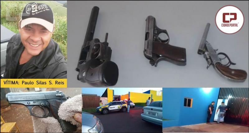 Empresário de Ubiratã perde a vida durante assalto na madrugada desta quinta-feira, 16