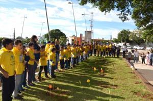 Atividade em Escolas Municipais de Ubiratã: O que fazer em Situações de Risco?