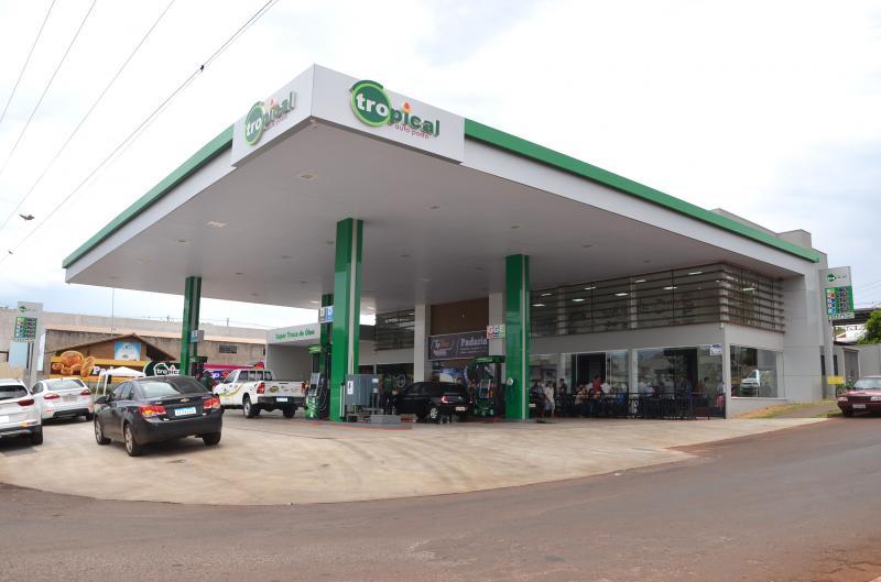 Ubiratã conta com mais um Posto de Combustível