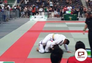 Atleta Ubiratanense conquista 1º lugar de JIU-JITSU na etapa Paranaense