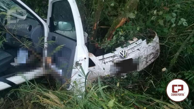 Uma pessoa morre e outra fica ferida em acidente entre Altamira e Campina da Lagoa