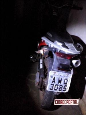 Motorista embriagado bate em três veículos e é detido pela equipe da Polícia Militar de Altamira do Paraná