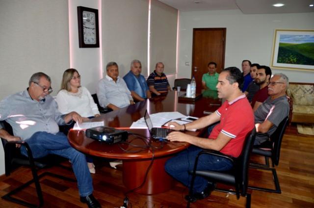 Autorizado início do recape asfáltico em diversas ruas de Ubiratã