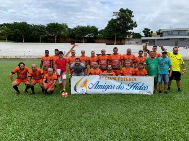 Copa Amigos do Hideo já tem os finalistas da sua segunda edição em Ubiratã