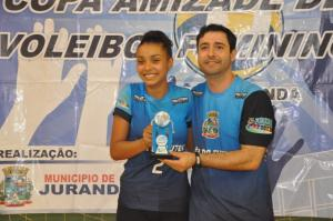 Juranda é vice-campeã da etapa de abertura da Copa Amizade