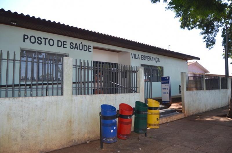 MELHORANDO A INFRAESTRUTURA:Ampliação vai oferecer melhores condições de atendimento para a população