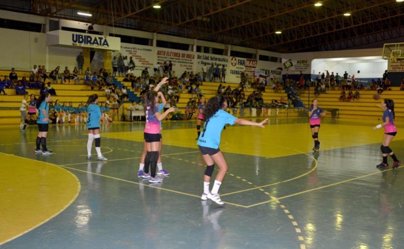 Dois mil atletas estarão em Ubiratã para disputar a fase macrorregional dos Jogos Escolares do PR